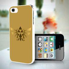 DP 0764 Zelda Triforce design for iPhone 5 case