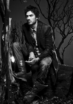 Ian Somerhalder (Photoshoot)