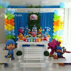 Paw Patrol Birthday, 1st Boy Birthday, Boy Birthday Parties, Baby F, Displays, Ideas Para Fiestas, Event Planning, First Birthdays, Party Themes