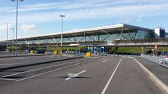 Lotnisko Londyn Stansted, terminal.
