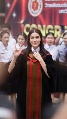 Graduation should be celebrated as the day of success, a long and challenging process. Graduation Balloons, Graduation Photoshoot, Graduation Day, Graduation Pictures, Beautiful Day, Beautiful Outfits, Kimberly Ann, Graduation Photography, Girl Hijab