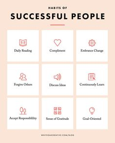 9 Habits of Successful Habits and How It Impacts Your Freelancing + Blogging Career  - Hope you like the repin ; )