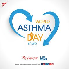 Healthy lungs are must for a fit body which requires clean air. To build a better future for our children it is important to leave a healthy atmosphere. Let's come together on this World Asthma Day to ensure pollution-free surrounding. Health Day, Lungs, Asthma, Let It Be, Future, World, Children, Fit, Young Children