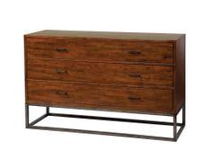 Four Hands Bedroom Copenhagen Dresser-Pecan BFSH-CPH033 - The Village Shoppe - Yakima, WA