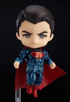 Nendoroid Superman Justice Edition GOOD SMILE COMPANY