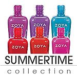 Nail Polish: Zoya Summertime Nail Polsih Color Collection Summer 2011