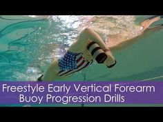 Today I have a few more drills to help you with an early vertical forearm catch point! With EVF being one of the most important parts of freestyle, you can n. Swimming Workouts For Beginners, Swimming Videos, Swimming Drills, Swimming Tips, Swim Workouts, Bike Workouts, Cycling Workout, Cycling Tips, Road Cycling