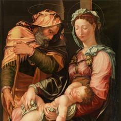 Explora la colección > sagrada familia - Museo Nacional del Prado