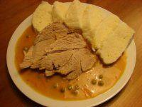 RECEPTY OMÁČKY   Mimibazar.cz No Salt Recipes, Cooking Recipes, Czech Recipes, Ethnic Recipes, Sweet And Salty, Thai Red Curry, Stew, Pork, Meat