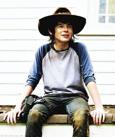 Carl Grimes pillow case, cover ( 1 or 2 Side Print With Size 16, 18, 20, 26, 30…
