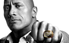 Dwayne Johnson - The Rock - Ballers