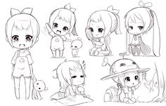 Chibi Drawing