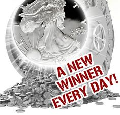 I'm Part of a #Silver #Giveaway, would you like to Win FREE Silver? Enter to WIN! ...PIN it, LIKE & Share on FB.