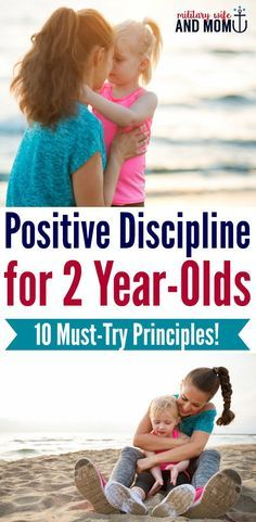 How to discipline a 2 year-old using seven key principles. Easy-to-implement, these positive discipline tips can transform your house from chaos to peace. via @lauren9098
