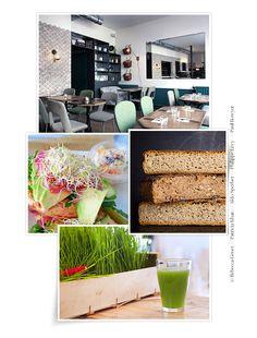 Restaurant healthy à Paris