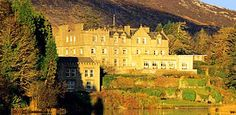 Ballynahinch Castle Hotel is an intimate 4 star hotel set in 450 acres of woodlands, rivers and walks in the heart of Connemara. IRELAND