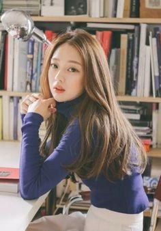 23 Best Korean Hairstyle Long Images Korean Hairstyle Long