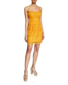 Dress The Population Gwen Spaghetti-Strap Mini Lace Dress Illusion Dress, Dress The Population, Summer Dresses, Formal Dresses, Sheath Dress, Lace Dress, Luxury Fashion, Bergdorf Goodman, Mini