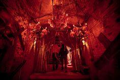 Legends of Horror at Casa Loma, Toronto Legends Of Horror, Goblin, Chandelier, Ceiling Lights, Toronto, Events, Halloween, Candelabra, Ceiling Lamps