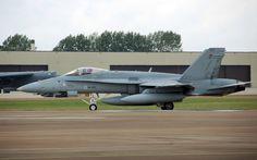 Finnish Air Force | File:Finnish air force hornet f-18c hn-450 arp.jpg - Wikipedia, the ...
