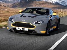 Aston Martin V12 Vantage S: Sportlicher Brite künftig auch mit Handschaltung