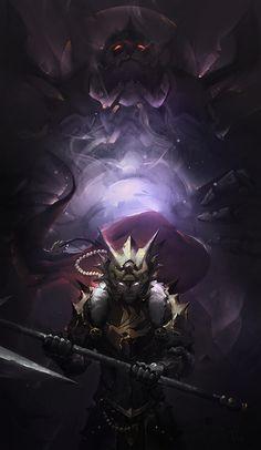 Dellons   Seven Knight Fan Art by Le Vuong