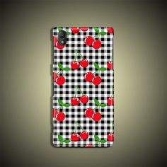 Cherry Sony Xperia Z2 Case,Sony Xperia Z5 Case,Sony Xperia M5 Case,Samsung S6 Edge Plus Case,Samsung S6 Edge Case, iphone 6/6s Case by FabCase on Etsy