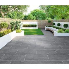 Back Garden Design, Modern Garden Design, Garden Landscape Design, Small Back Garden Ideas, Small Back Gardens, My Patio Design, Commercial Landscape Design, Terrace Design, Modern Design