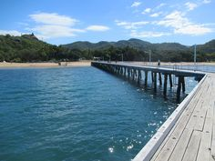 Picnic Bay Jetty was once the main point of entry to Magnetic Island off Townsville in North Queensland, Australia. In 2001 the ferry terminal was moved to Nelliy Bay. Fraser Island, Queensland Australia, Cairns, Brisbane, Picnic, Picnics