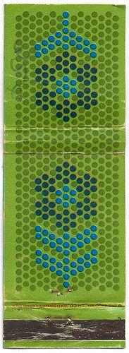 Saul Bass Matchbook Design