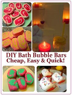 DIY Bath Bombs / Fizzies Recipe, How to Make SPA Products CHEAP, EASY & QUICK! Homemade Gift Idea for Saint Valentine's Day, Birthday, Mother's Day or Christmas.