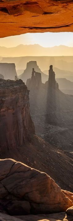 Canyonlands National Park #by admin #grand canyon usa america mountain sun sunlight sunset landscape nature amazing