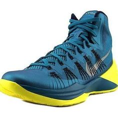 a8550de85571 Nike Hyperdunk 2013 Xdr Men Us 10 Blue Basketball Shoe B Grade 16274