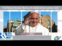 WITH COMMENTARY Pope Francis presides at Holy Mass on the Solemnity of Pentecost. The Holy Father recites the Regina Coeli, which in the Easter Season and un. Regina Coeli, Papa Francisco, Pope Francis, Bologna, Holy Spirit, Rome, History, World, Pilgrims