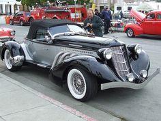 1935 Auburn Supercharged VINTAGE & SUPERCAR