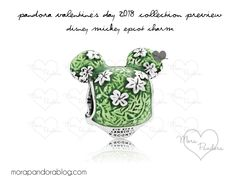 The 2018 Epcot Flower and Garden Festival Pandora Charm Has Been Revealed!