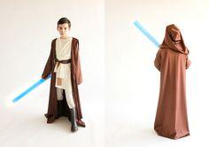 Star Wars Obi-Wan Costume Tutorial