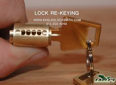 Lock Re-keying: Eagle's Lock and Security offers lock re-key services for your personal locks within your residential or office locations. http://www.eagleslocksmith.com/lock-re-keying-cincinnati/  ‪#‎Locksmith‬ ‪#‎CincinnatiLocksmith‬ ‪#‎Rekey‬ ‪#‎Locks‬ ‪#‎EaglesLocksmith‬