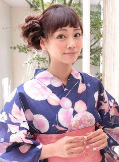 ゆるふわお団子再度アップ 【La familia】 http://beautynavi.woman.excite.co.jp/salon/26116 ≪arrange・hairstyle・アレンジ・ヘアスタイル≫