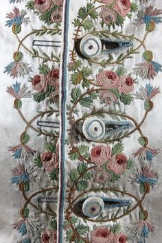 Antique Embroidery & Sample Books – Adored Vintage Blog