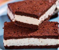 Ricette Gustose: Torta kinder fetta al latte