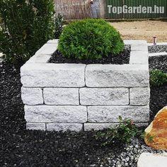 Kerti növénytartó Land Scape, Container Gardening, Stepping Stones, Sidewalk, Outdoor Decor, Design, Home Decor, Stair Risers, Decoration Home