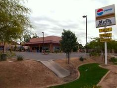 Mr G: Yuma, AZ  Doesn't look like much but if you ever have one of their burritos or rolled tacos, you'll understand!