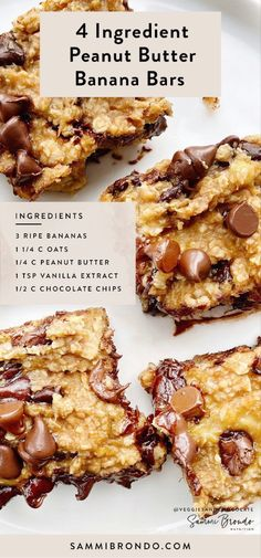Healthy Sweets, Healthy Dessert Recipes, Healthy Baking, Delicious Desserts, Breakfast Recipes, Yummy Food, Dinner Recipes, Dinner Healthy, Eating Healthy
