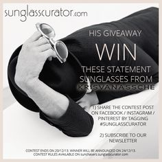 GIIVEAWAY FOR HIM - Sunchasers