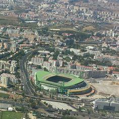 Estádio José Alvalade em Lisboa, Lisboa