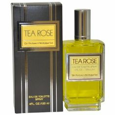 I wore Tea Rose for almost a decade I think. Starting in the early 1980s and into the early 1990s.
