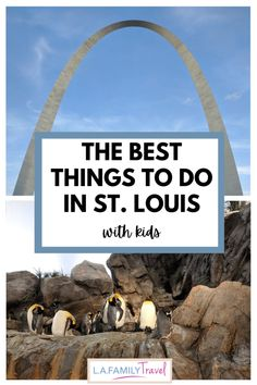 The Best Things to Do in St. Louis with Kids - LA Family Travel Usa Travel Guide, Travel Guides, Travel Info, Travel Tips, Travel Destinations, Travel With Kids, Travel Usa, Family Travel, Travel Reviews