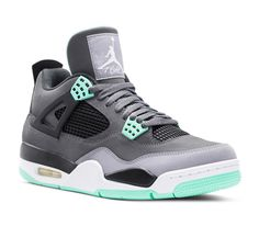 "Air Jordan IV ""Green Glow"""
