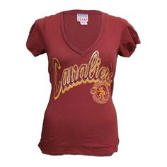 JF Ladies Cavs HWC 70's V-neck
